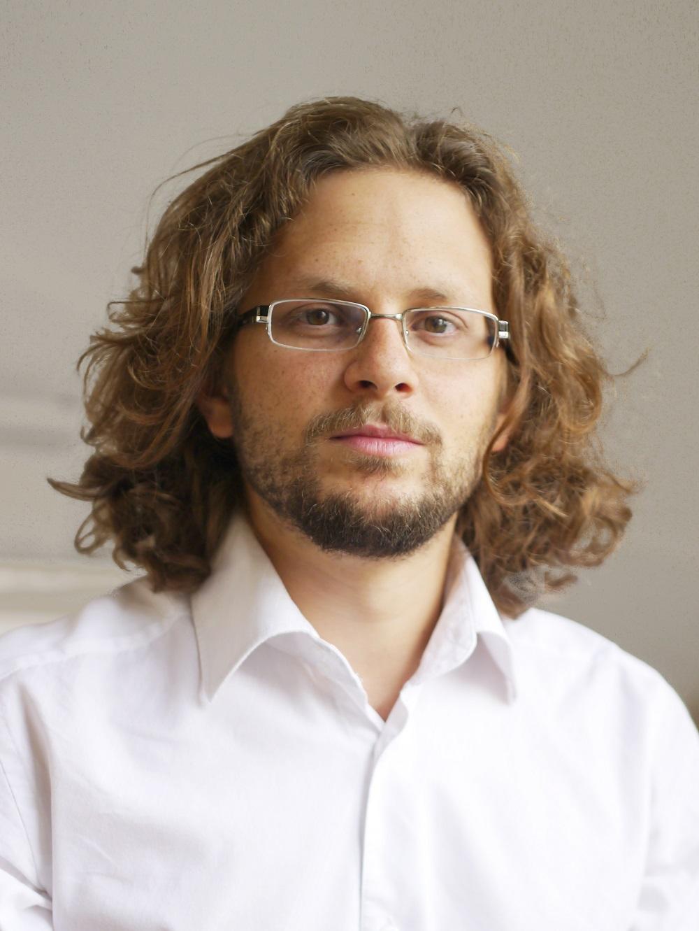 Portrait d'Adrien Quaglia
